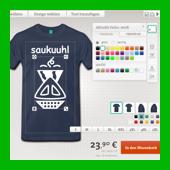 Saukuuhl Designer Gestaltet euer Lieblingskleidungsstück einfach selbst!