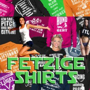 Fetzige-shirts logo teezily Shop
